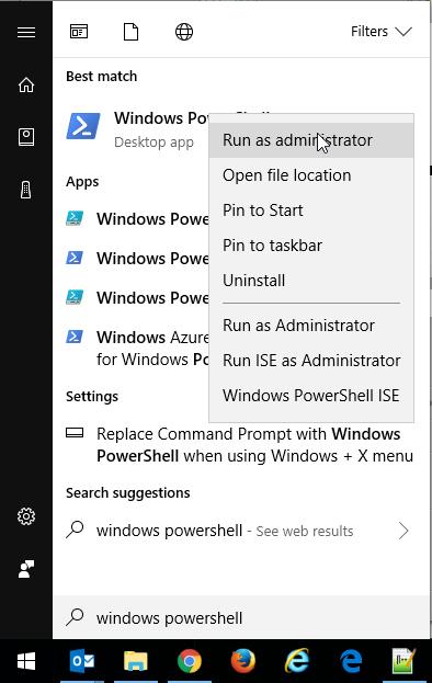 Use PowerShell to run the DeploymentPro module – BitTitan